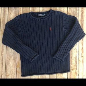 Boys Ralph Lauren Sweater Size 7